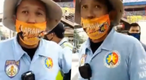 Enforcer Refuses To Ticket Rider With No Helmet Due To Friendship