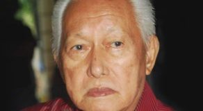 Alfredo Lim's Son Rolando Speaks on Former Manila Mayor's Death Due To COVID-19