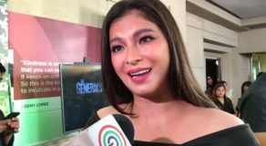 Angel Locsin Wants Long-term Sentence w/ No Parole for Corrupt Officials