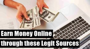 Earn Money Online: Legit Online Sources For Students To Earn Money