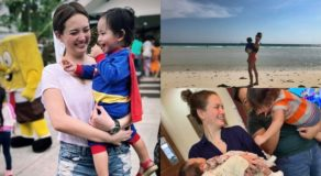 Ellen Adarna and Elias Modesto Never-Before-Seen Moments Together