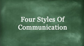 What Are The Four Types Of Communication Styles? (ANSWER)
