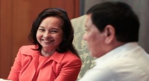 Gloria Macapagal Arroyo Gives Message For Duterte's Critics