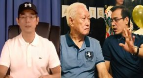 VIDEO: Isko Moreno Grieves Death Of Ex-Manila Mayor Alfredo Lim