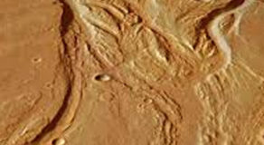Mars Valleys Could Have Been Sculpted By Ice Glaciers, Study Shows