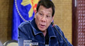 "Duterte on PH Government's COVID-19 Response: ""We are succeeding"""