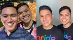 Rhap Salazar Opens Up About Partner Erwin and Coming Out Story