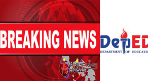 BREAKING NEWS: Starting Of Classes Set To October 5, DepEd Says