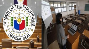 Senators Urge DepEd To Postpone School Opening To October