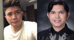 "Vhong Navarro Posts Message for Eldest Son ""Fredriek"""