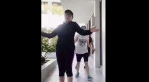 "Vilma Santos Dances To ""Fight Song"" For the Frontliners (VIDEO)"