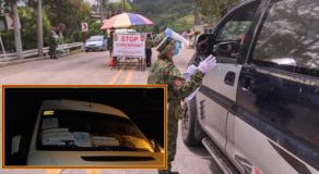 Driver Attempts To Smuggle LSIs To Baguio Using Fake WHO IDs