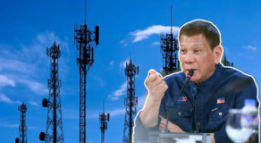 President Duterte Warned LGUs to Issue Telco Permits in 3 Days or Else