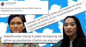 "Hontiveros Slams Uson For Spreading Fake News: ""Mag Trabaho Ka"""