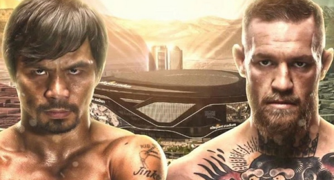 Pacquiao To Face McGregor For Final Fight Of His Career?