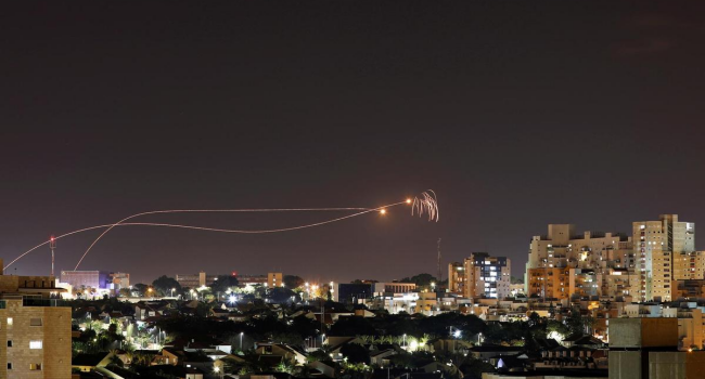 Israel Launches Air Strike As Retaliation Against Thwarted Border Attack