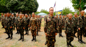 Philippines Considers Army Reservists For COVID-19 Fight