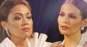 Iza Calzado Speaks About 'Sapawan' Issue with Jodi Sta. Maria