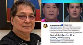 Joey de Leon Has This 'Patutsada' Against Paolo Ballesteros, Allan K