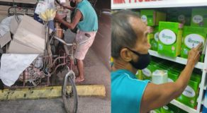Poor Old Man Who Can't Afford to Buy Milk & Medicine for Grandchild Goes Viral