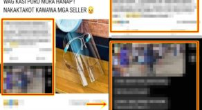 Face Shield Scam: Some Online Sellers Cries for Justice After Falling Into Scam