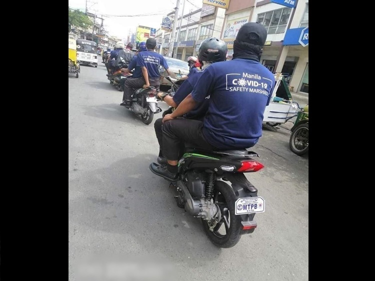 Manila Safety Marshalls