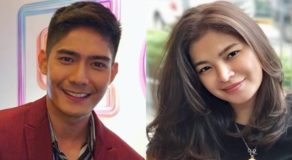 Robi Domingo Writes Sweet Message in Throwback Photo w/ Angel Locsin