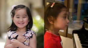 Scarlet Snow Amazes Netizens With Her Worship Song Performance