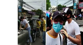 "Netizen to Daniel Padilla's Kind Act Towards Tricycle Driver: ""Fake drama"""