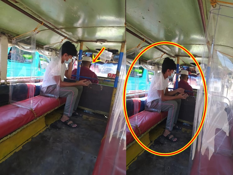 Kind Jeepney Driver