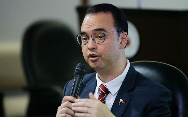 Another Staff of House Speaker Alan Peter Cayetano