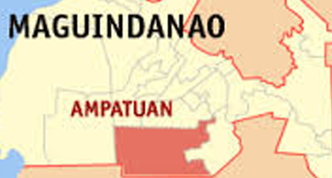 BOMB EXPOLOSION IN MAGUINDANAO