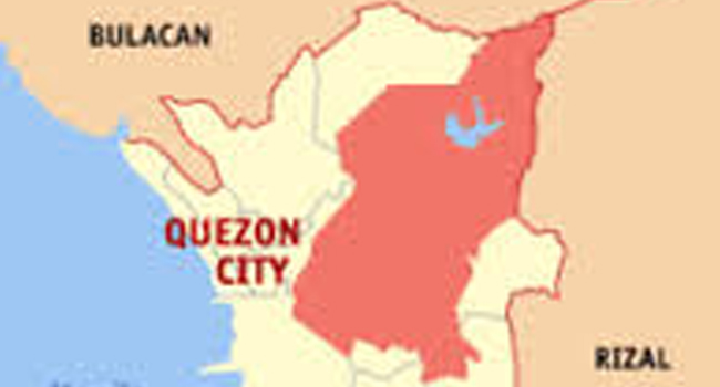 DRUG BUST IN QUEZON CITY