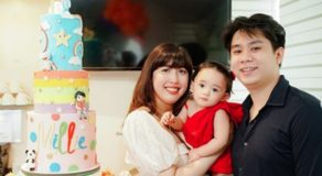 Dani Barretto Posts Photos At Daughter Millie's 1st Birthday