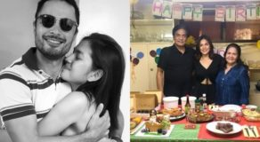 Derek Ramsay: This Is How Actor Treats Family Of GF Andrea Torres