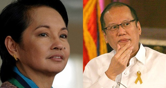 Gloria Macapagal Arroyo, Noynoy Aquino