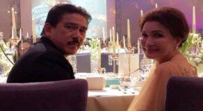 PHOTO: Helen Gamboa Receives This Anniversary Gift From Tito Sotto