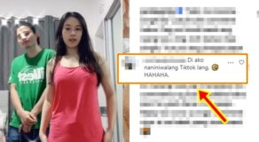 Jackie Gonzaga & BF's Tiktok Video In Bedroom Earns Various Comment