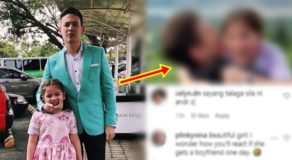 Jake Ejercito Bonds w/ Beautiful Daughter Ellie (PHOTOS)