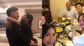Jenine Desiderio Leaves Message For Janella and Markus Amid Rumors