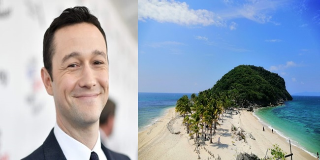 Joseph Gordon-Levitt Philippine Beach