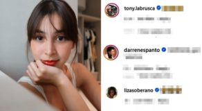Julia Barretto Responds To Pregnancy Rumors, Other Celebs React To It