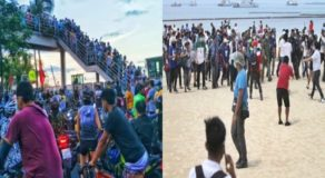 Manila Bay White Sand Crowd Amid Pandemic, Celebrities React