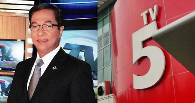 News 5 Head on Ted Failon Transfer to TV5