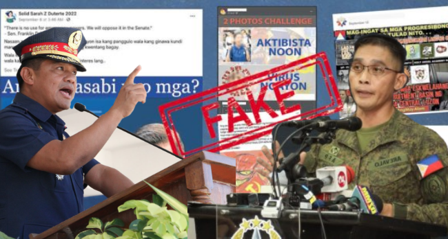 AFP, PNP Rejects Pro-Duterte Pages Removed By Facebook