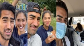 Pia Wurtzbach and Jeremy Jauncey's Never-Before-Seen Moments Together