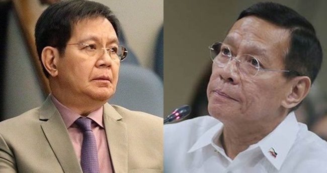 Ping Lacson, Francisco Duque III
