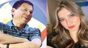 Duterte, Angel Locsin Tops List of 'Most Admired' Man & Woman In PH