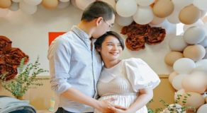 Ryza Cenon Reveals Baby Boy's Awesome Name, Meaning