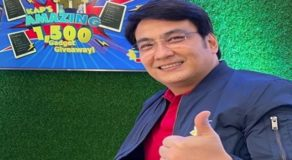 Senator Bong Revilla Gives Away 1,500 Gadgets Beneficial For Online Classes